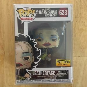 Texas chainsaw leatherface funko pop vinyl figure